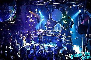 big robots led