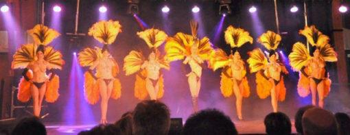 cabaret Île-de-France Paris