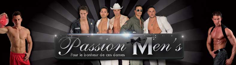 Chippendales Nancy Passion Mens