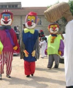 echassiers clowns