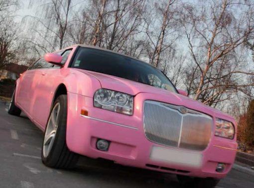 location limousine rose