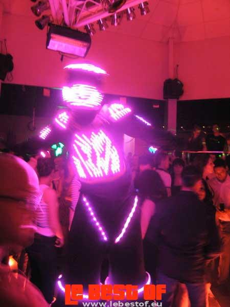 robot led 03