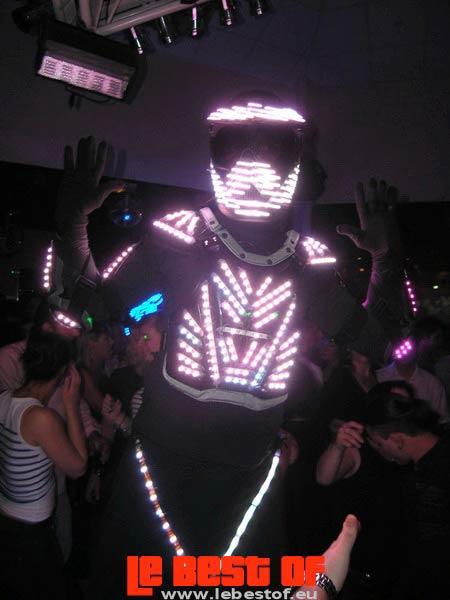 robot led 09