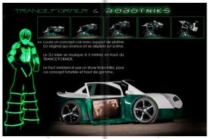 robots led robotniks