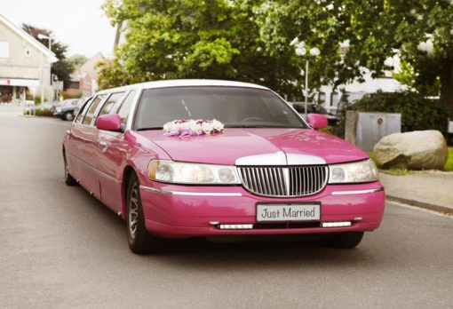 Lincoln Town Car Rose