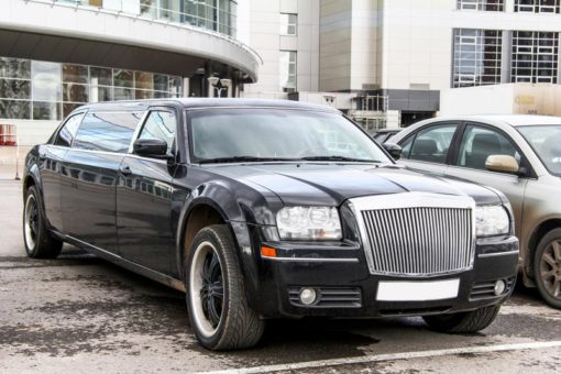 Location limousine Chrysler 300C Mulhouse