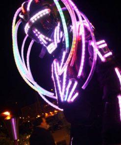 Performer lumineux Strasbourg