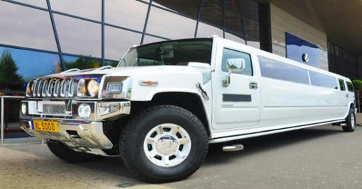 Location Hummer limousine Metz