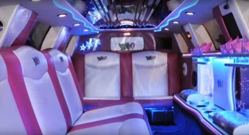 Location limousine anniversaire Nancy