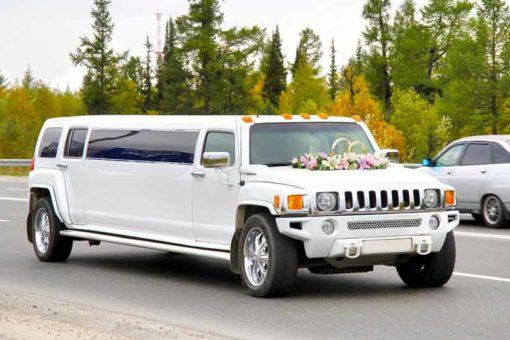 Hummer limousine H3 Rhône