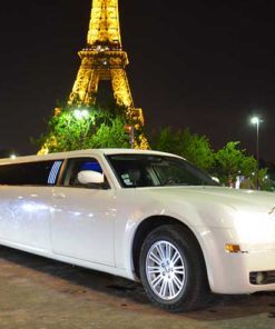 Location limousine Chrysler 300C Paris