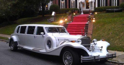 Limousine Excalibur Doubs