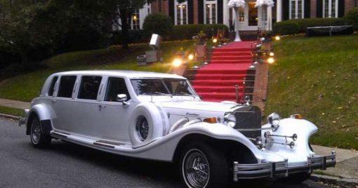 Limousine Excalibur Meuse