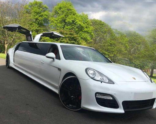 Limousine Porsche Panamera Meuse